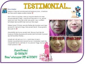 Testimonial GLA: Set Kesuburan dan Masalah Wanita