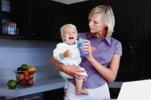 Bayi Tak mahu menyusu