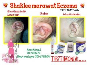 Testimonial Omega Guard Shaklee