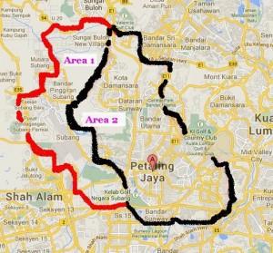 Pengedar Shaklee Di Kota Damansara, Subang dan Petaling Jaya