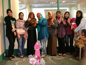 Sesi Coaching Dalam Group Shaklee