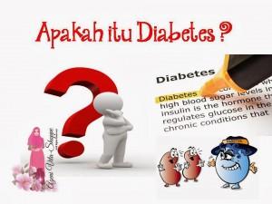 Apakah Itu Diabetes