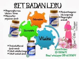 Vitamin untuk badan Letih dan Lesu