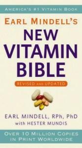 Buku: Vitamin Bible (EARL MINDELL'S)