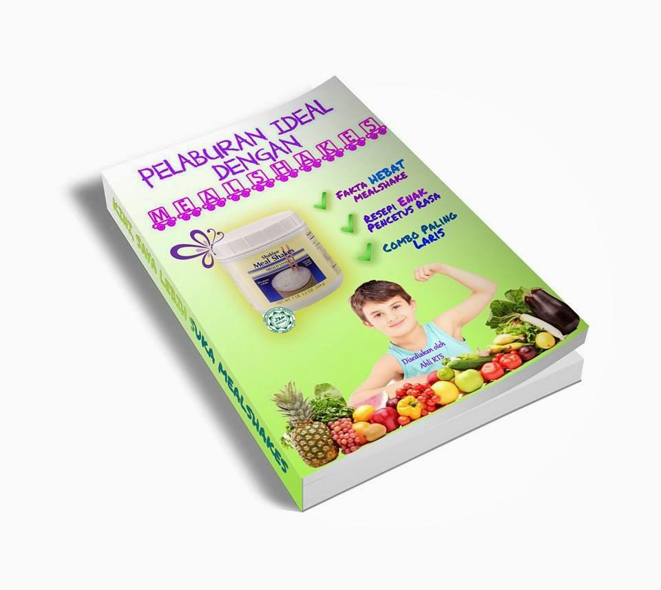 Mealshakes untuk bantu masalah kanak-kanak cerewet makan