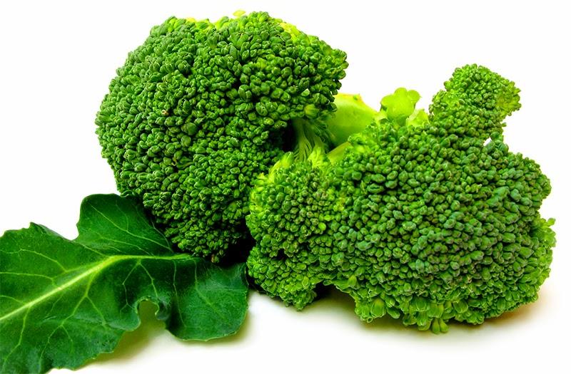 Brokoli Mampu Untuk Merawat Kanser??