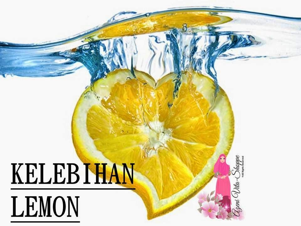 Kelebihan Lemon