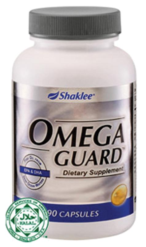 Omega Guard Shaklee Membantu Asma