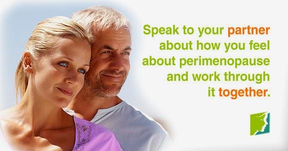 Sokongan moral daripada pasangan untuk proses menopause
