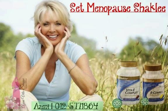 Set Menopause Shaklee Membantu Proses Menopause Lebih Tenang Dan Menyakinkan