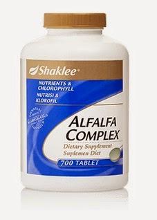 Merawat Keputihan Wanita Dengan Alfalfa dan Garlic Shaklee
