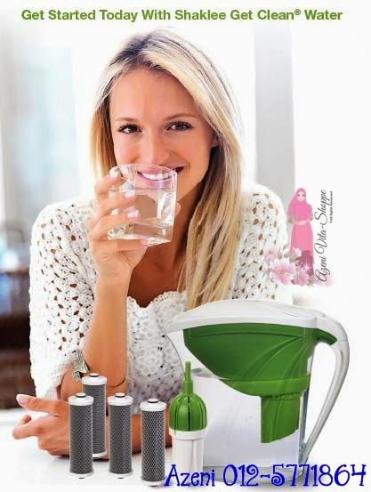 Bagaimana Untuk Memasang dan Menggunakan Get Clean Water Shaklee?
