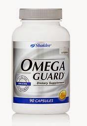 Cara Makan Omega Guard Dengan Betul