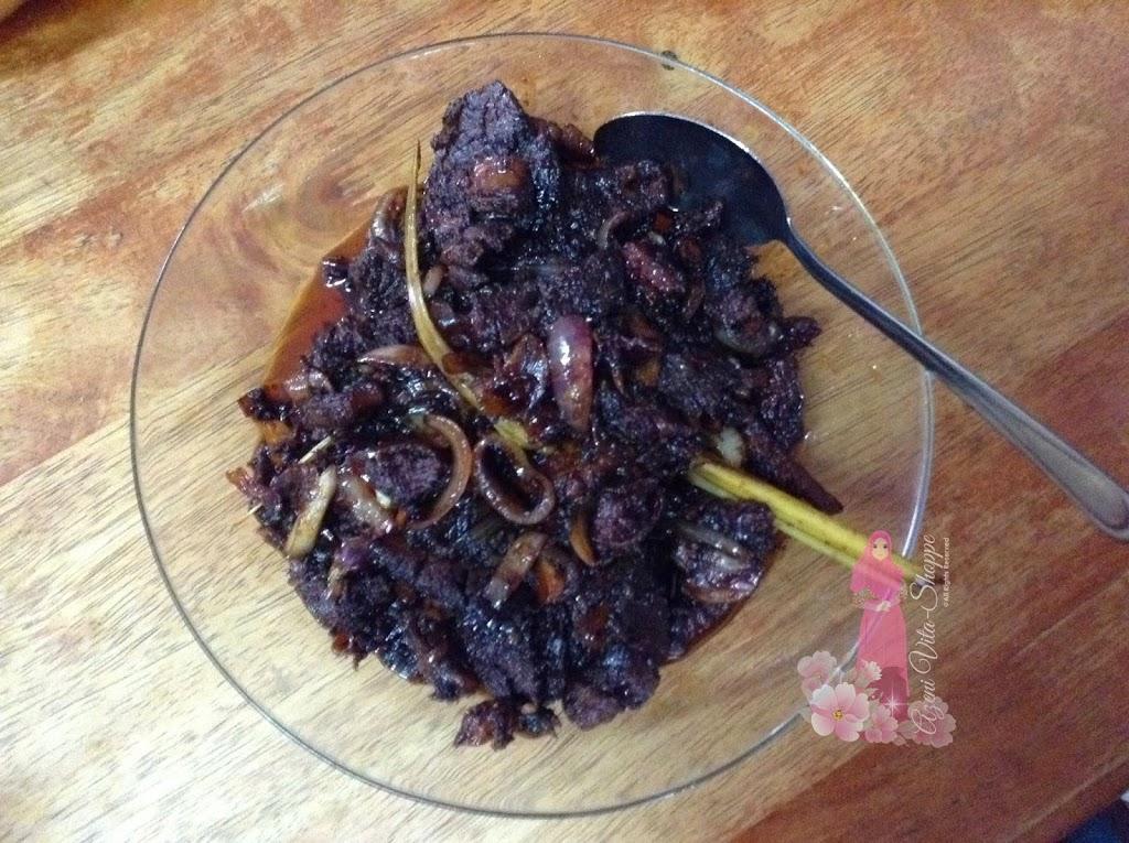 Resipi Daging Dendeng