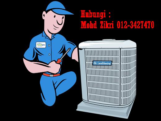 Perkhidmatan Service Air-Conditioning | Wiring (Pendawaian Elektrik)