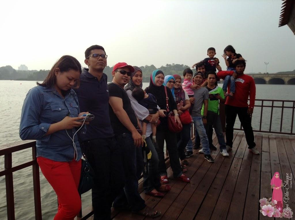 Bersantai Hujung Minggu Di Putrajaya