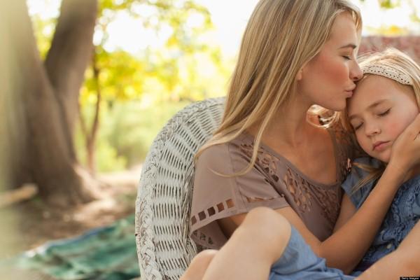 Kuasa pelukan ibubapa terhadap anak