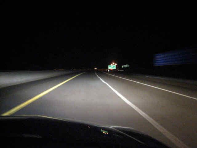 Mengapa nak memandu waktu malam