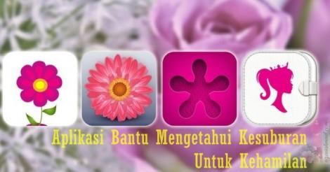 Aplikasi untuk mengetahui kitaran haid dan tahap kesuburan wanita