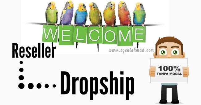 cara buat dropship tanpa modal dan menguntungkan