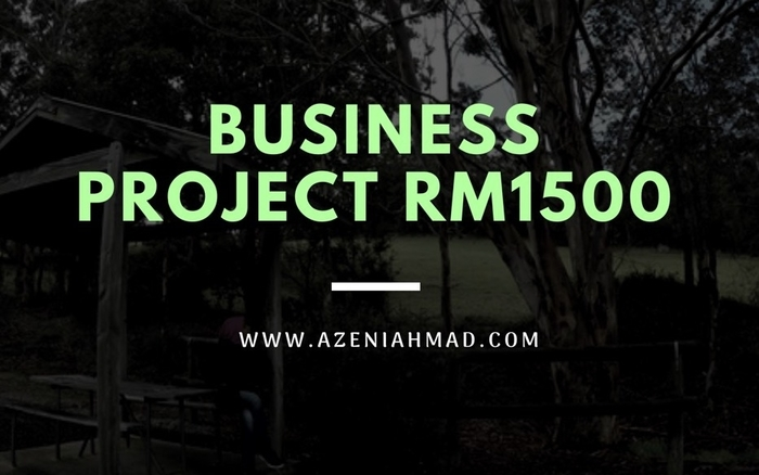 business income RM1500